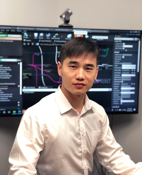 EEXAR Game Engines Lead Developer: Jay ZHANG