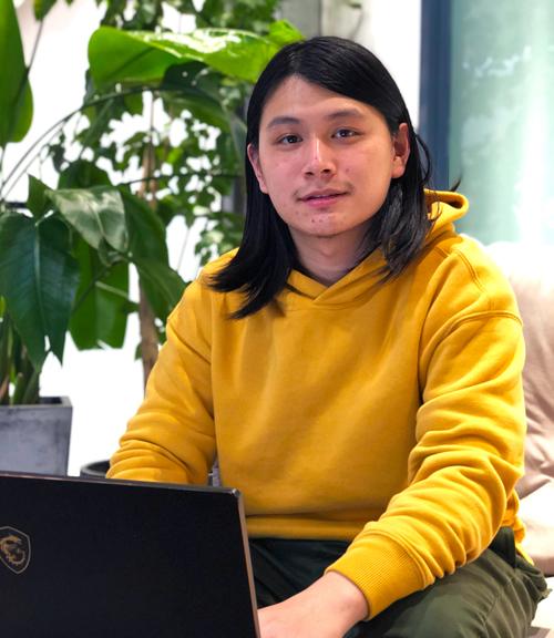 EEXAR Web Lead Developer: Martin BAO