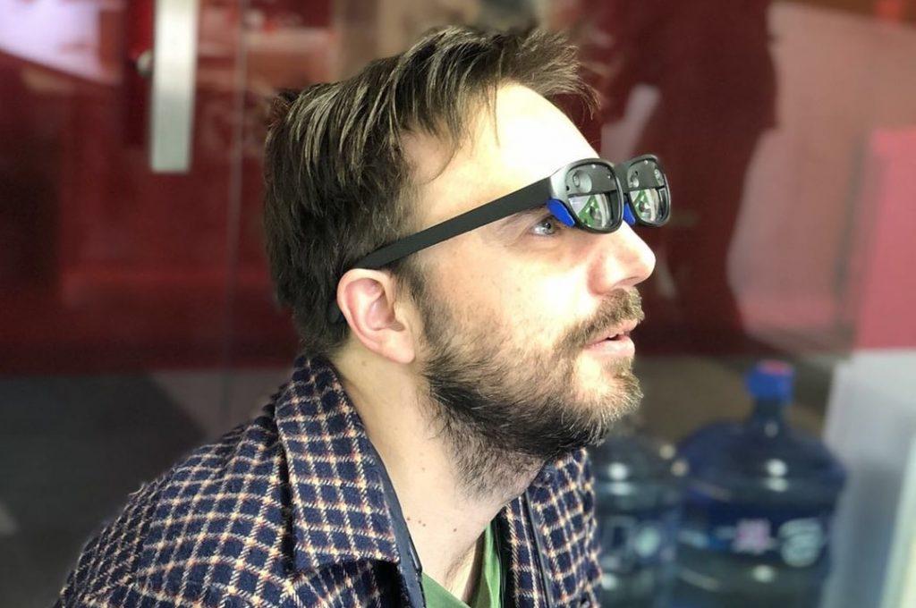 nreal AR glasses